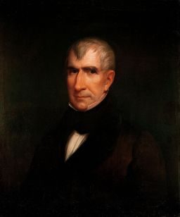 History – William Henry Harrison and Presidential Succession